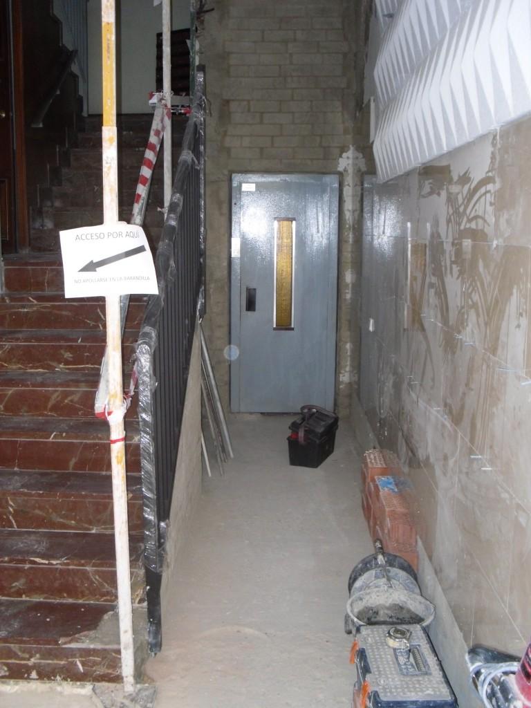 reforma de escaleras de edificios valencia