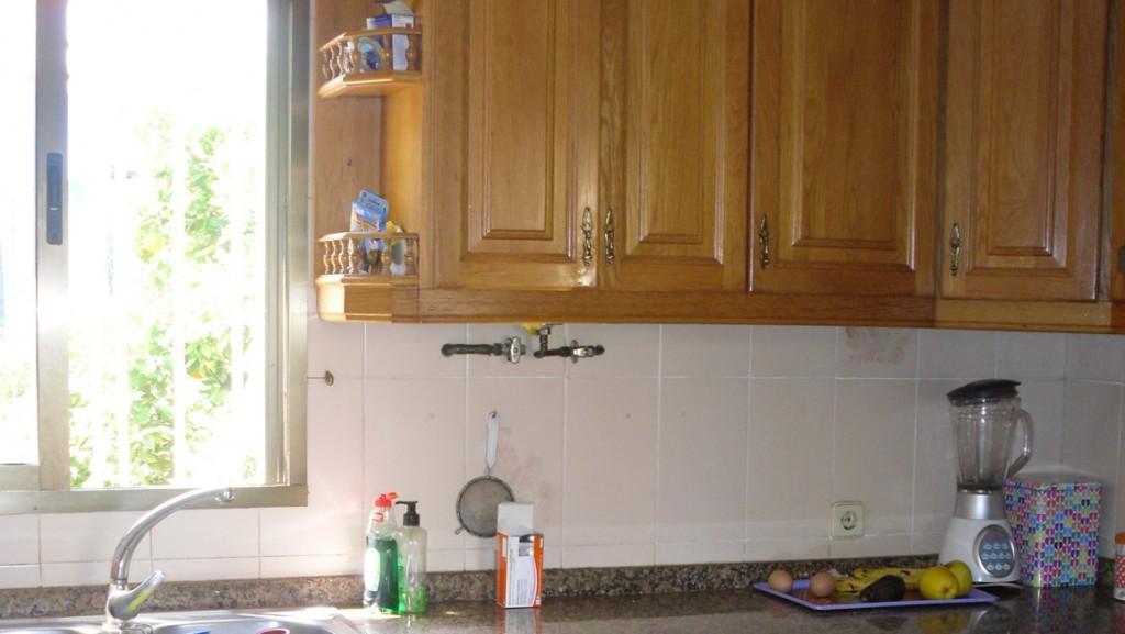reforma de cocina vivienda unifamiliar
