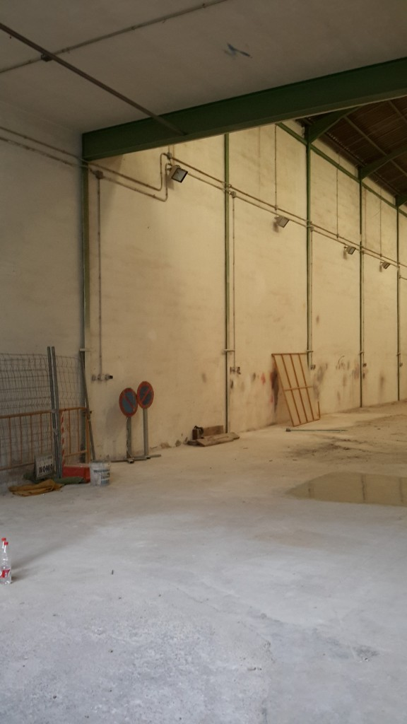 construcción rocódromo en Valencia