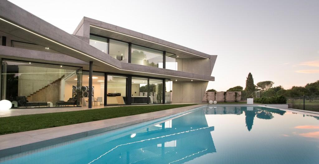 construcción vivienda unifamiliar valencia