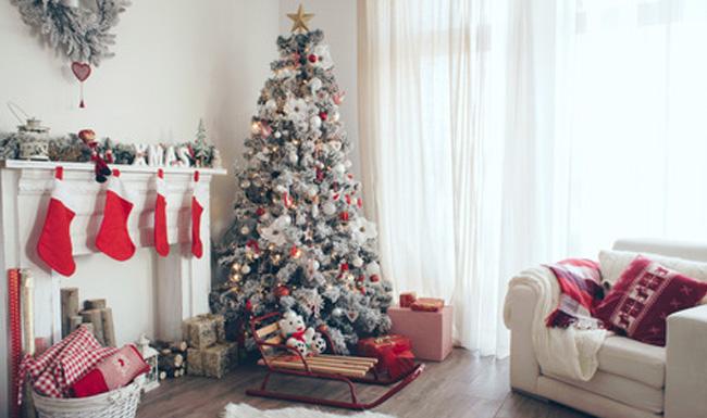 Interiorismo navideño