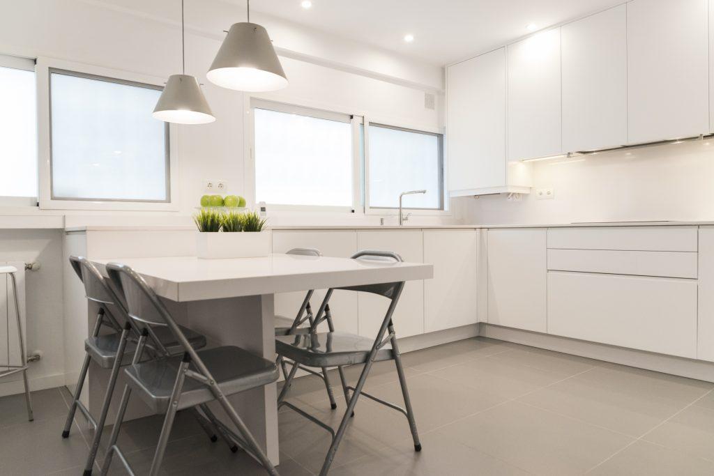 Reforma interior cocina