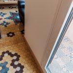 Conservación del mosaico del suelo en la reforma integral