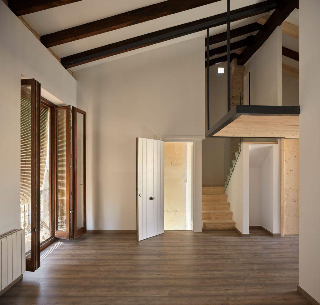 reforma de vivienda en el cabañal